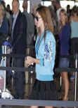 Cheryl Cole in Cape Town - January 2014