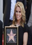 Cheryl Hines - Hollywood Walk of Fame - January 2014