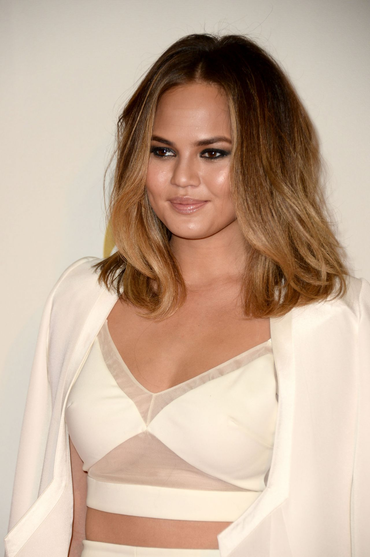 Chrissy Teigen - A GRAMMY Salute To The Beatles, January 2014