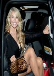 Christie Brinkley Style - LAX, January 2014