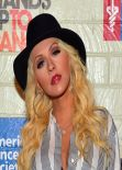 Christina Aguilera - 2014 Hollywood Stands Up To Cancer Event