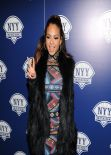 Christina Milian at NYY Steak Manhattan Grand Opening in New York