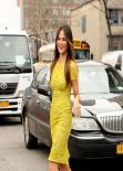 Christine Teigen - 2013 Mercedes-Benz Fashion Week in New York