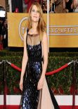 Claire Danes In Vionnet at at 2014 SAG Awards
