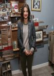 Cobie Smulders at YouTube Event for THEY CAME TOGETHER Premiere - Sundance Film Festival 2014