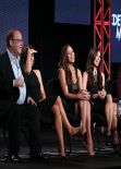 Dania Ramirez - Devious Maids Panel at the Winter 2014 TCA Presentations - Pasadena, January 2014