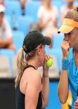 Daniela Hantuchova - Australian Open in Melbourne, January 17, 2014