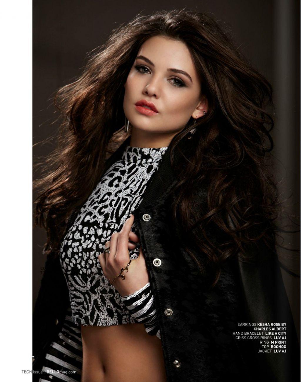 Danielle Campbell     BELLO Magazine     January 2014 IssueDanielle Campbell 2014 Boyfriend
