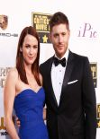 Danneel Ackles - 2014 Critics Choice Movie Awards in Santa Monica