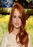 Debby Ryan - Tory Burch Rodeo Drive Flagship Opening in Beverly Hills, Jan. 2014