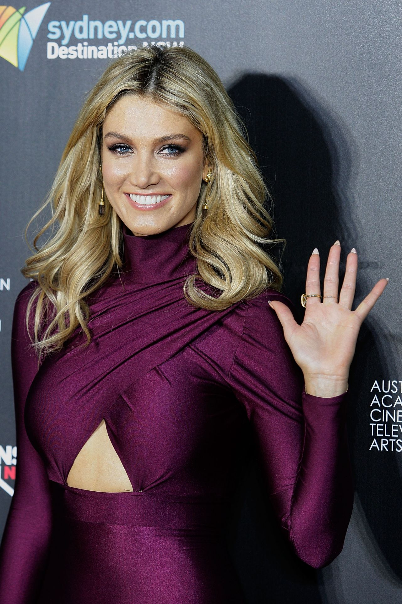 Delta Goodrem - 2014 AACTA Awards in Sydney