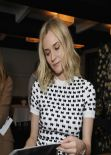 Diane Kruger Wears Chanel at W Magazine's Golden Globes Luncheon - January 2014