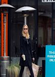 Dianna Agron Street Style - Leaving Cafe Gratitude in Los Angeles