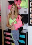 Doutzen Kroes - Promoting the VS Sports Line at Victoria