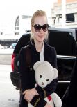 Dove Cameron Arrives at LAX Airport - January 2014