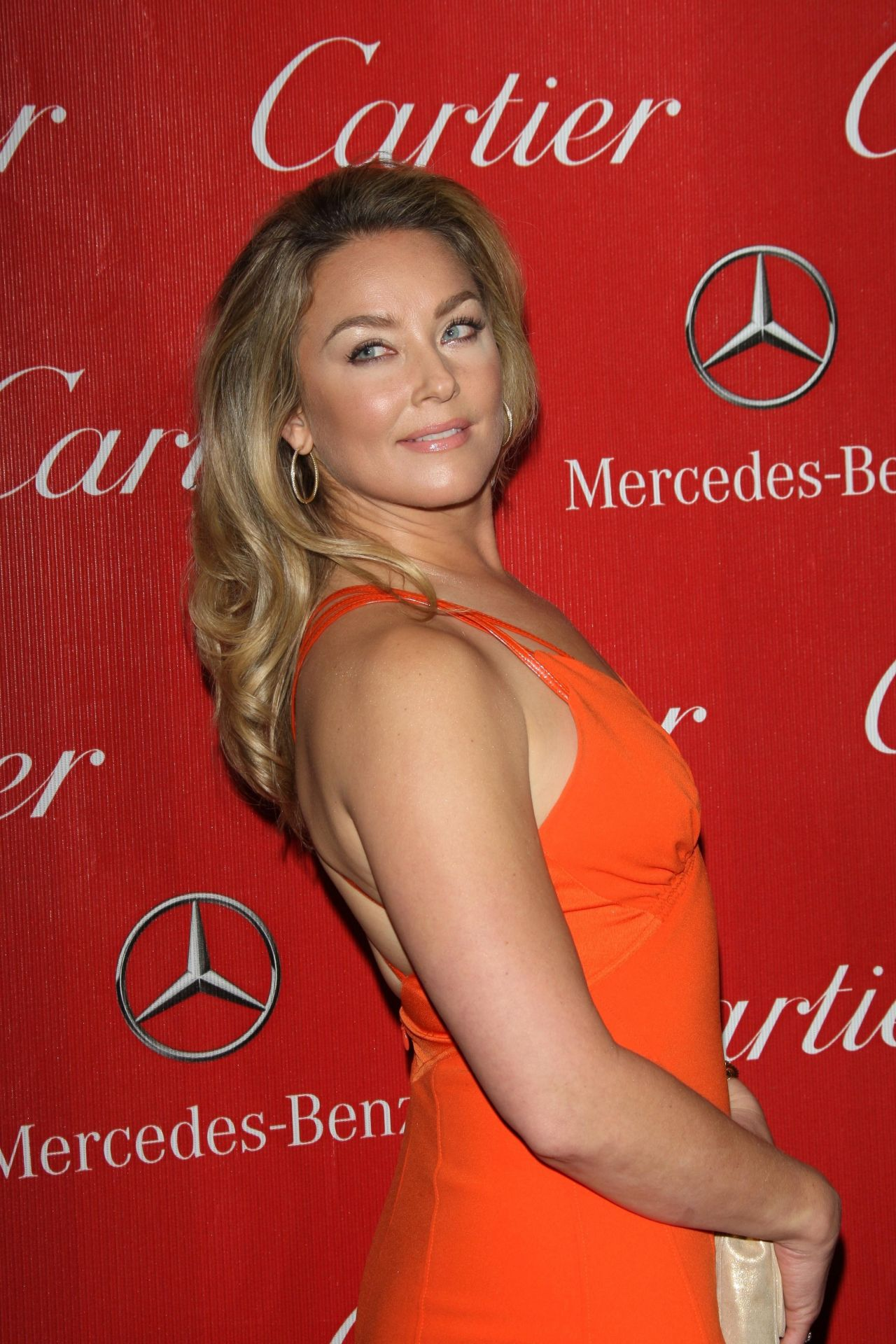 Elisabeth Röhm on Red Carpet - Palm Springs Film Festival Awards Gala (2014)