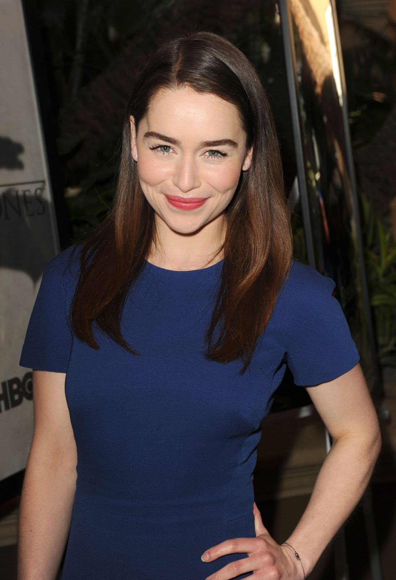 Emilia Clarke - AFI Awards Luncheon in Beverly Hills (2014)