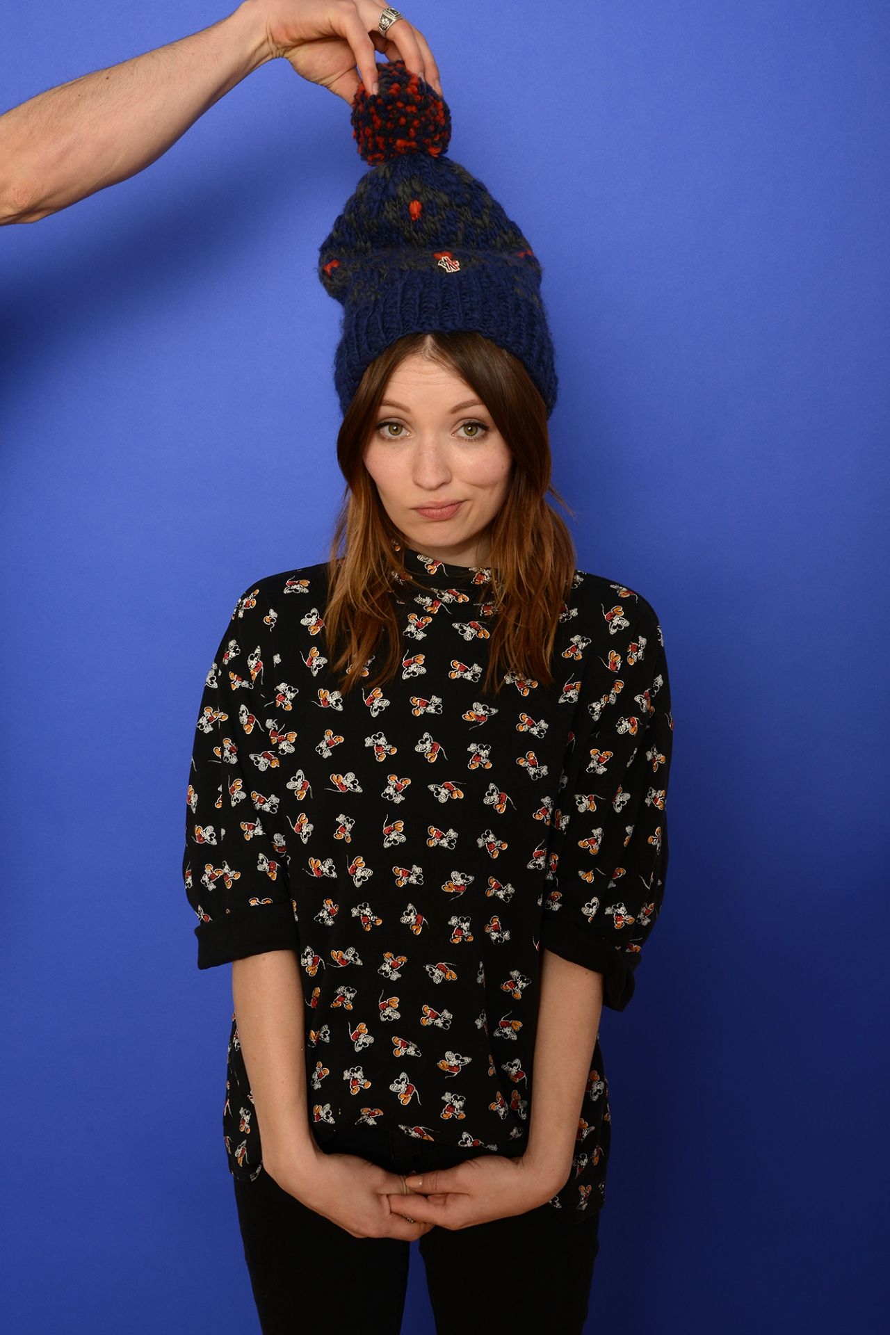 Emily Browning God Help The Girl Portraits 2014