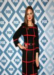 Emily Deschanel Attends 2014 Fox All-Star Party in Pasadena