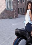 Emily Didonato Photoshoot - Calzedonia Lookbook Spring-Summer 2014
