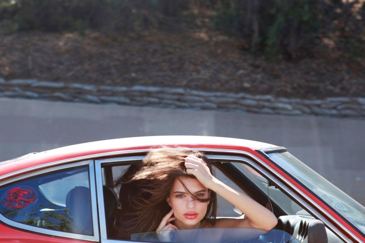 Emily Ratajkowski - Photoshoot by Magdalena Wosinska