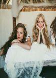 Emma Stern Nielsen, Svea Kloosterhoff & Mathilde Brandi - THE WILDFOX LAGOON Photoshoot - January 2014