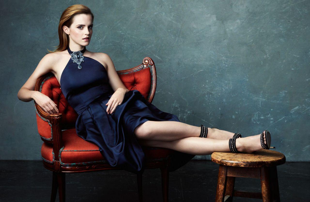 Emma Watson Photoshoot For The Edit Magazine Bjorn Iooss September 19 2013