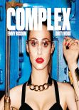 Emmy Rossum - COMPLEX Magazine - February/March 2014 Issue