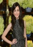 Emmy Rossum - Tory Burch Rodeo Drive Flagship Opening in Beverly Hills, January 2014