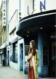Estelle Yves - GLAMOUR Magazine (UK) - January 2014 Issue