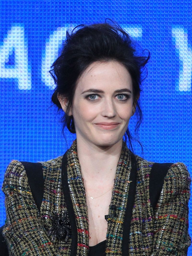 Eva Green at Showtime 2014 Winter TCA Tour in Pasadena