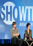 Eva Green at Showtime 2014 Winter TCA Tour in Pasadena