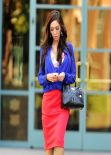 Farrah Abraham Street Style - Out fo Shopping - January 2014