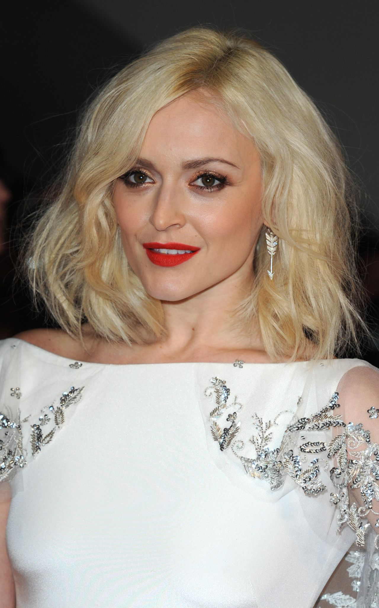 Fearne Cotton at National Television Awards 2014 in London