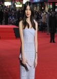 Gemma Chan - JACK RYAN: SHADOW RECRUIT UK Premiere, January 2014
