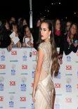 Georgia May Foote at National Television Awards 2014 in London