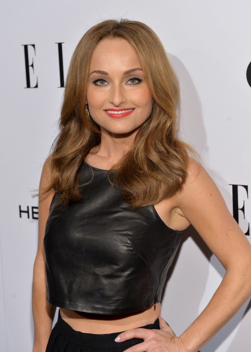 Giada De Laurentiis at ELLE Women In Television Celebration, January 2014