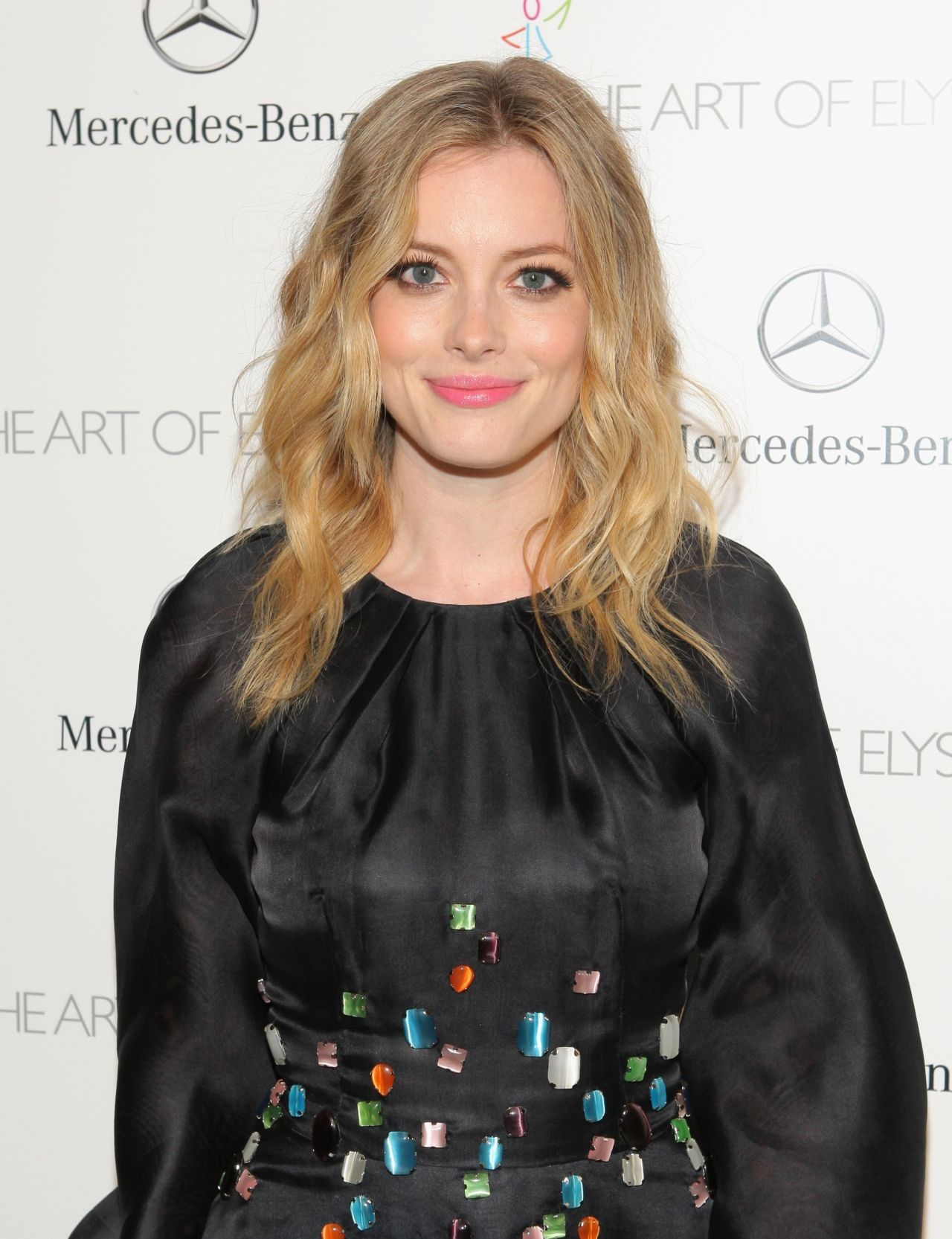 Gillian Jacobs Attends The Art of Elysium HEAVEN Gala in Los Angeles