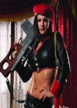 Gina Carano - Command & Conquer: Red Alert 3 Promoshoot & Wallpapers