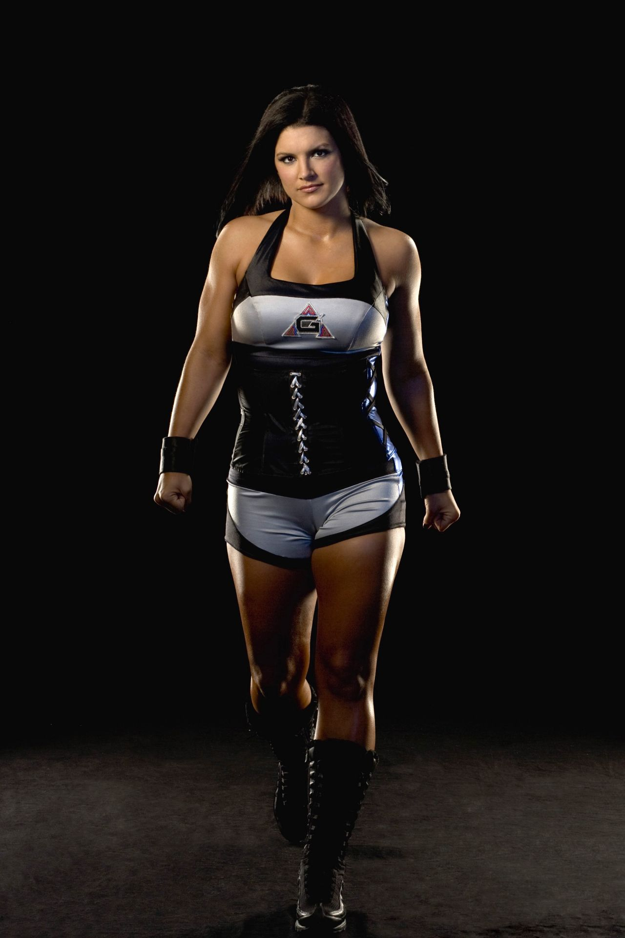 Gina Carano - Promoshoot for American Gladiators - by Paul Drinkwater