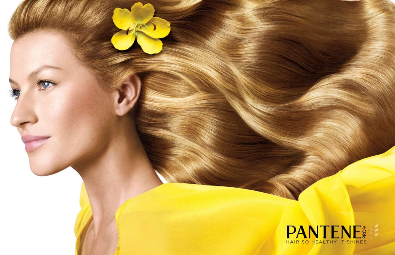 Gisele Bundchen - Photoshoot For Pantene Campaign 2014-7298