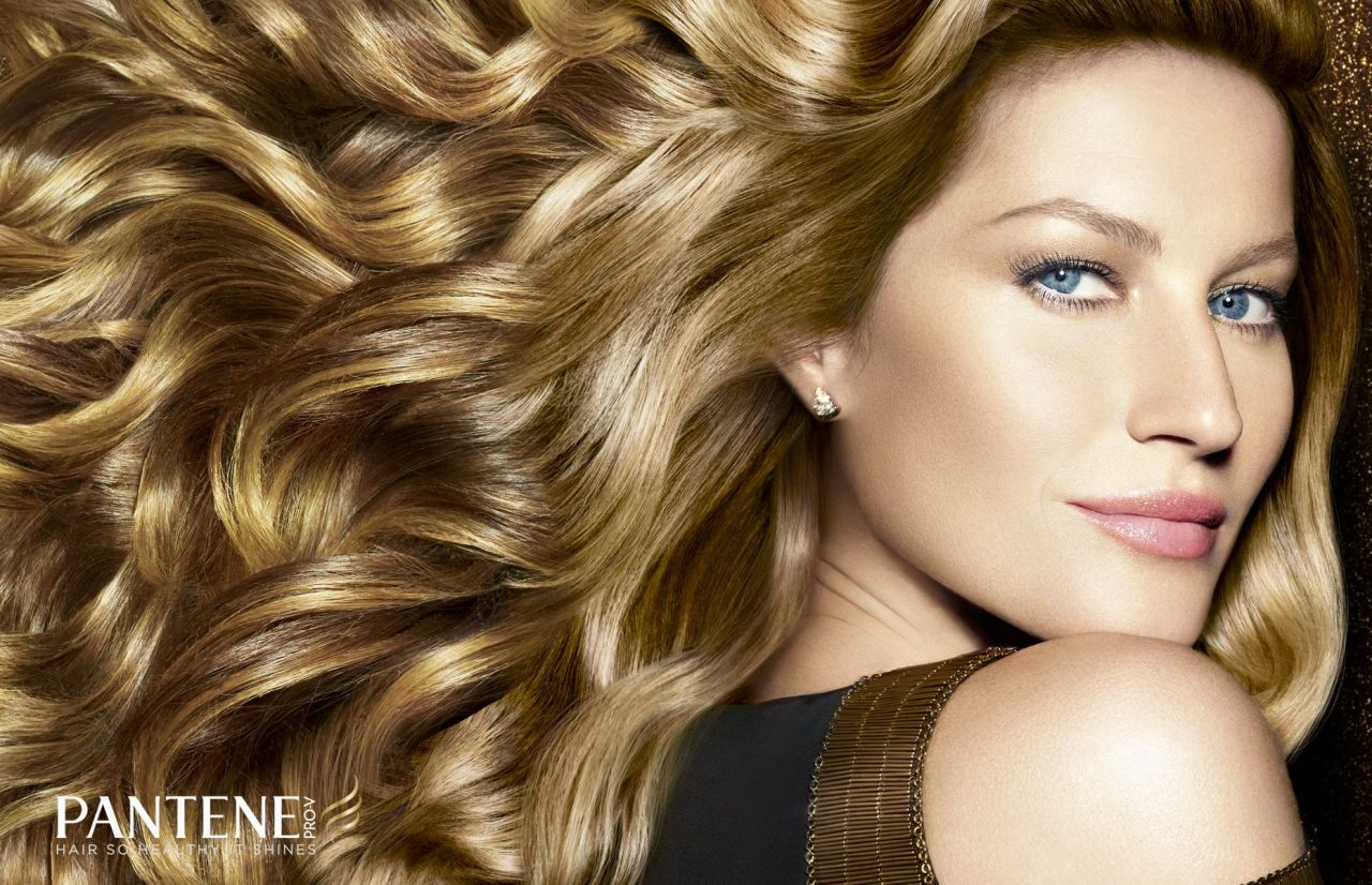 Gisele Bundchen - Photoshoot For Pantene Campaign 2014-1610