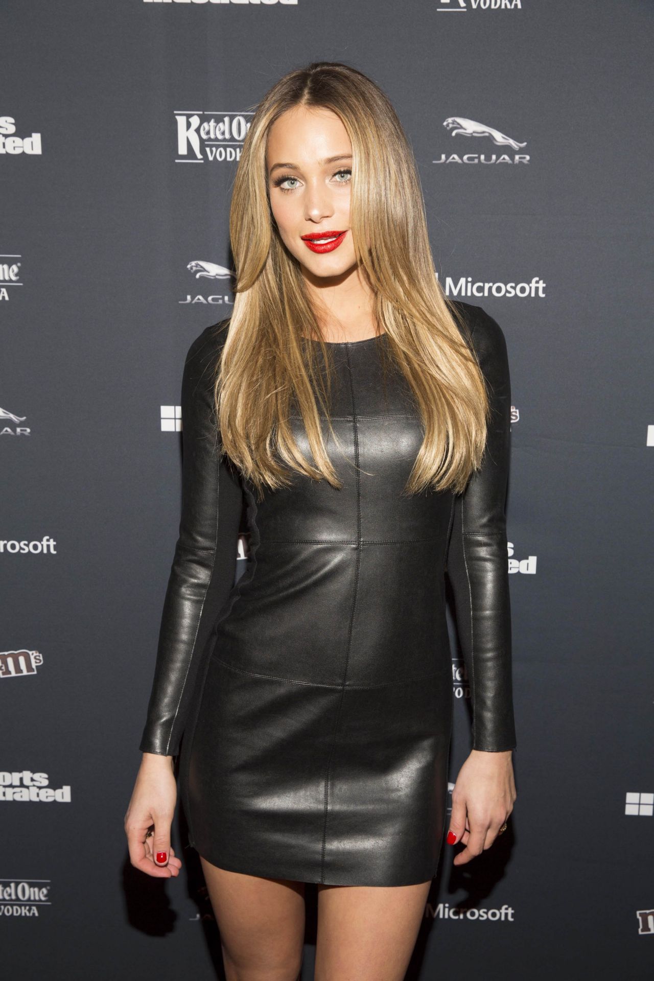 Hannah Davis - Sports Illustrated MVP Night in New York City, January 2014