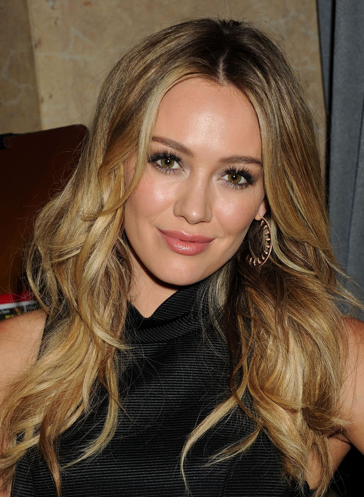 Hilary Duff - Pre-GRAMMY Gala in Los Angeles, January 2014
