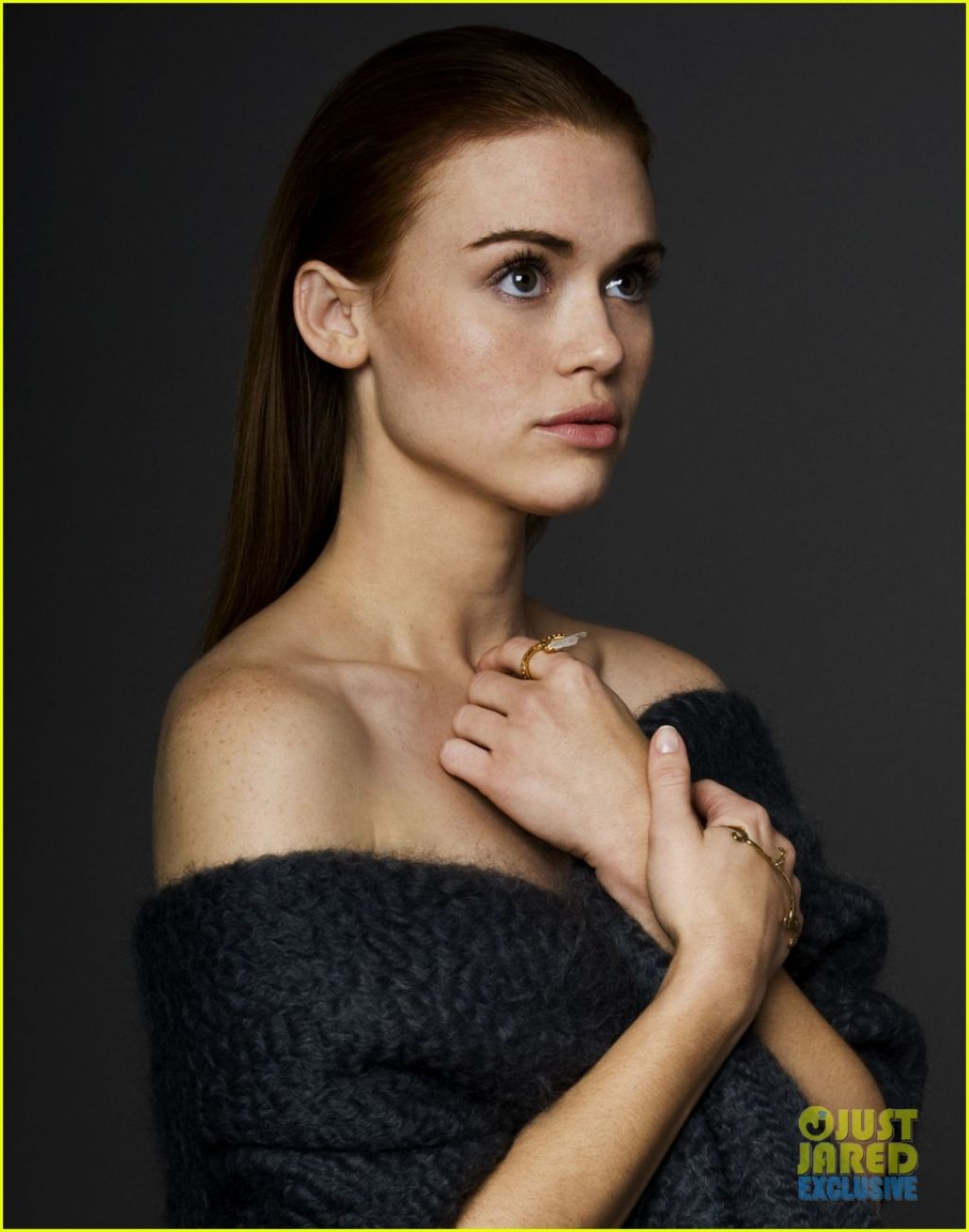 Holland Roden - Just Jared Spotlight of the Week, January 9 2014