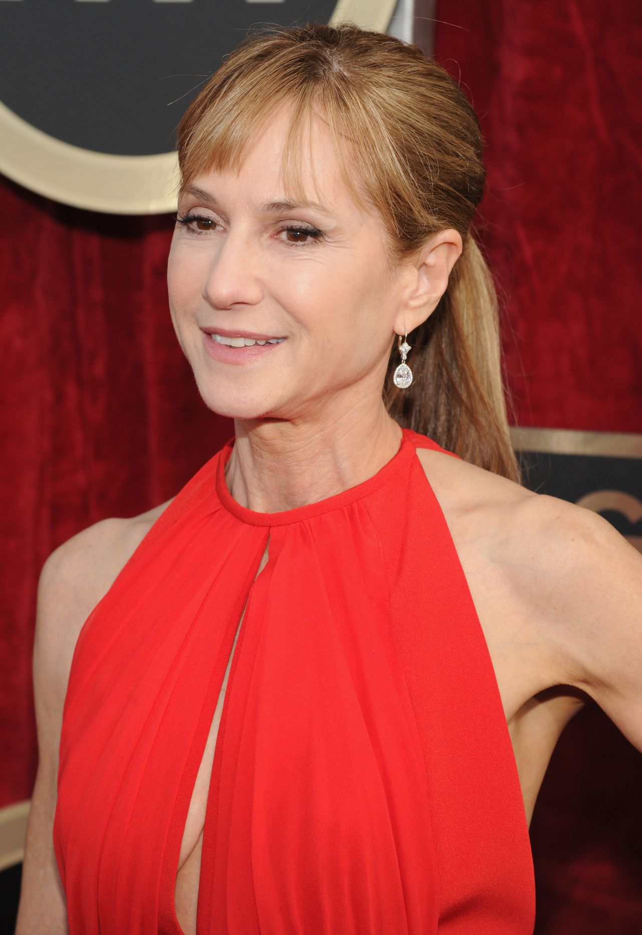 Holly Hunter - SAG Awards, January 2014