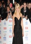 Holly Willoughby at National Television Awards 2014 in London
