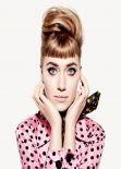 Imogen Poots - VANITY FAIR Magazine - December 2013 Issue - Miguel Reveriego Photoshoot