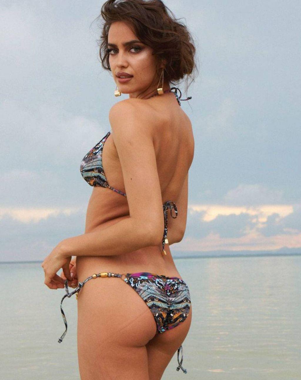 Irina Shayk Photoshoot
