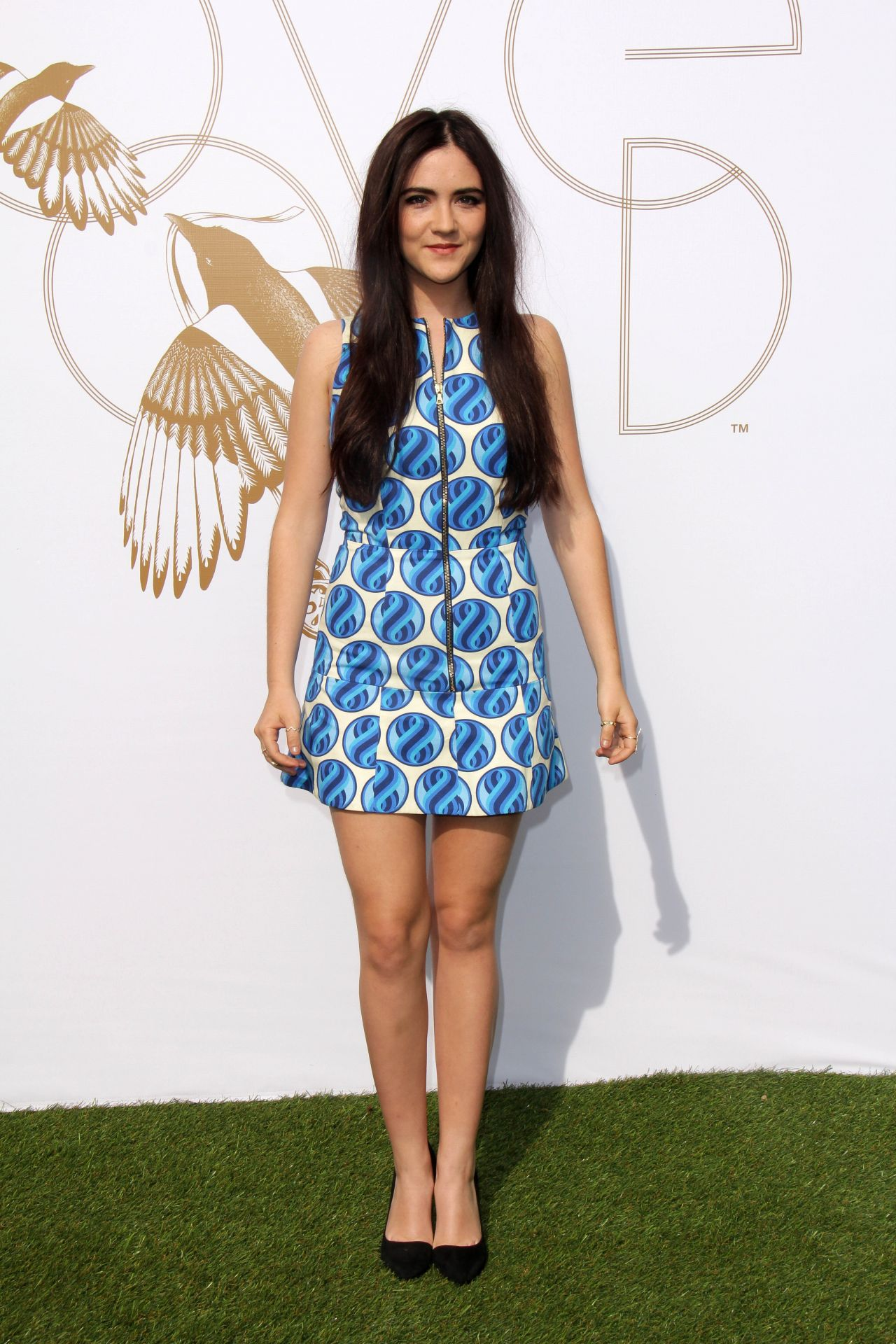 Isabelle Fuhrman - Gold and Glamour Hosted by LoveGold Event in LA - Jan. 2014